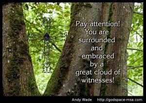 wade cloud of witnesses